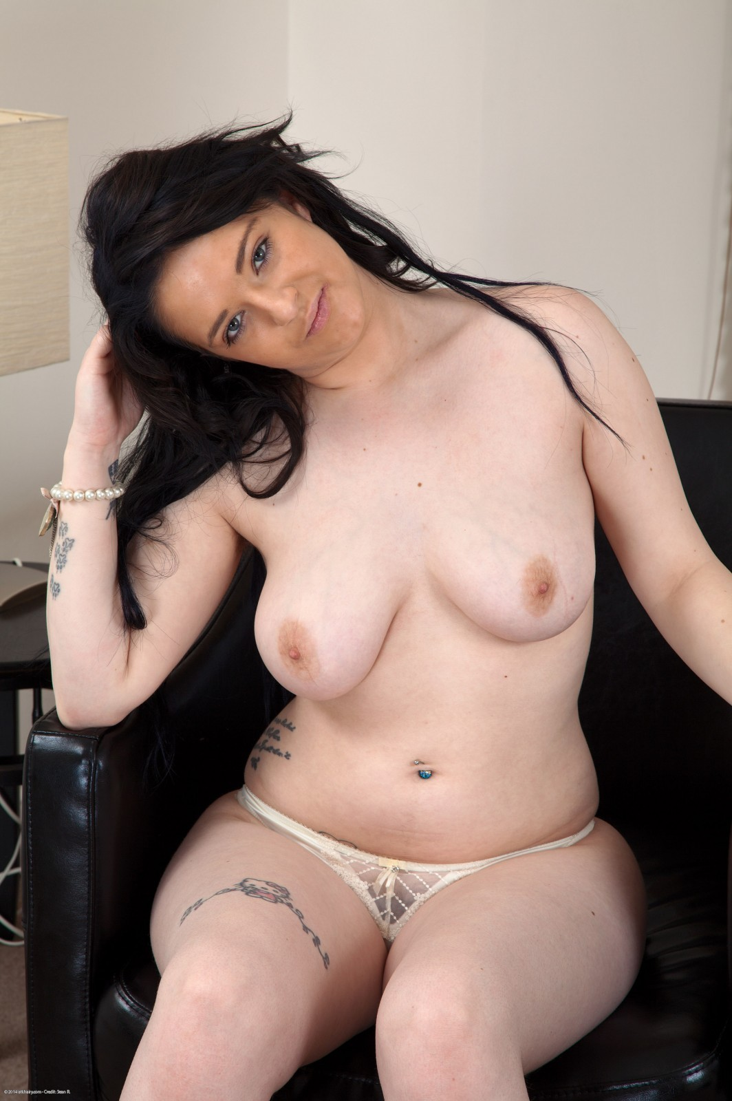amateur curvy Hairy natural